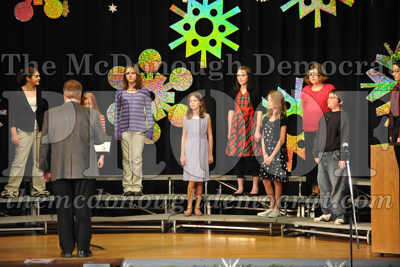 BPC JH-HS Christmas Choral Program 12-19-10 004