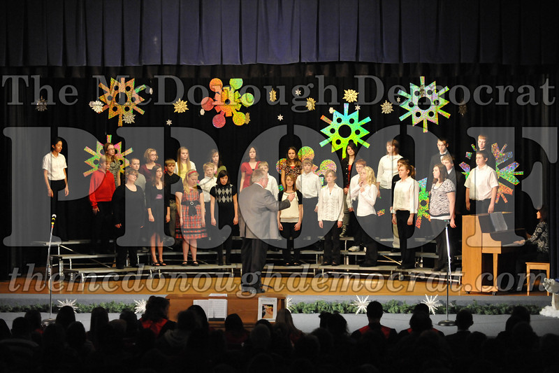 BPC JH-HS Christmas Choral Program 12-19-10 036