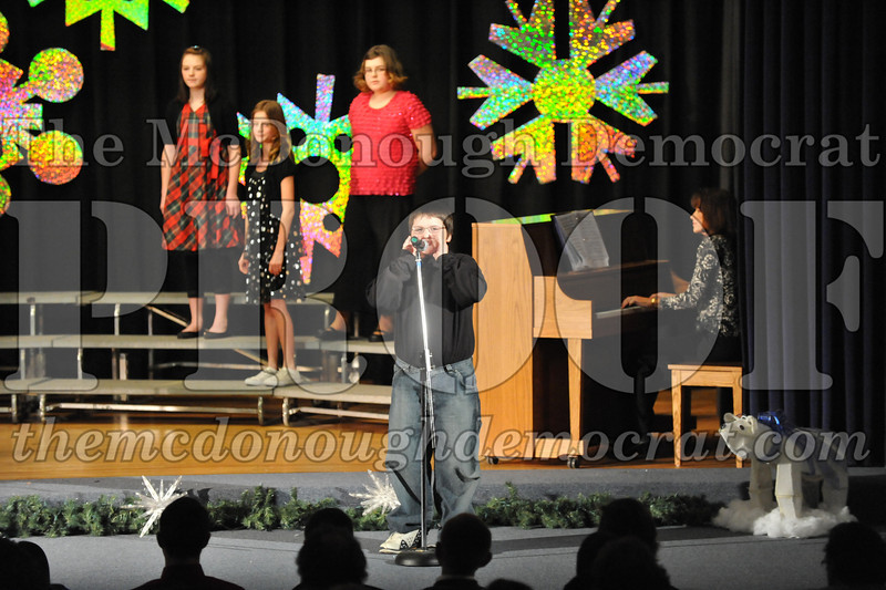 BPC JH-HS Christmas Choral Program 12-19-10 010