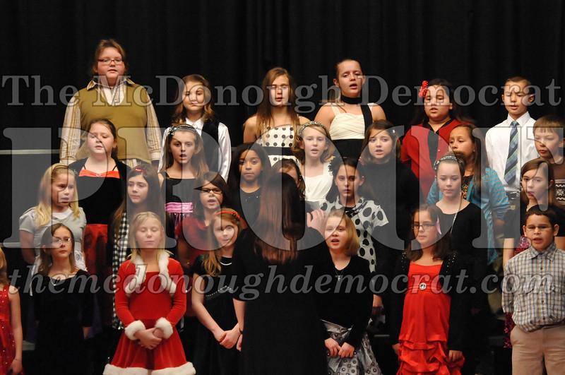 Elem 4-5th gr Christmas Choral Program 12-13-11 015