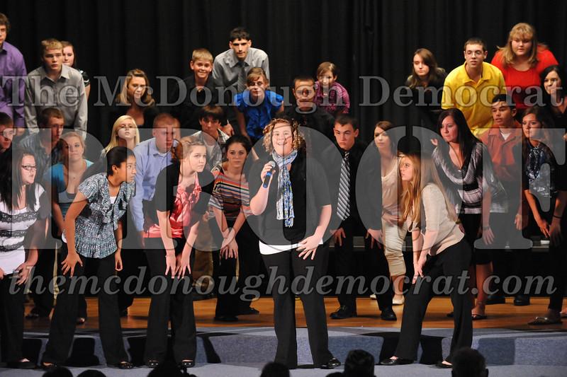 HS Chorus Variety Show Presents Grease 10-18-11 004