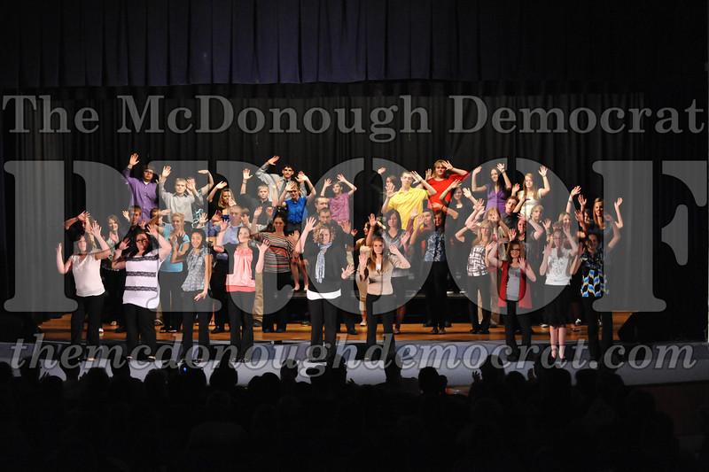 HS Chorus Variety Show Presents Grease 10-18-11 016