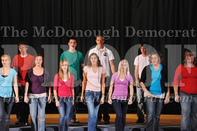 HS Chorus Variety Show Presents Grease 10-18-11 078