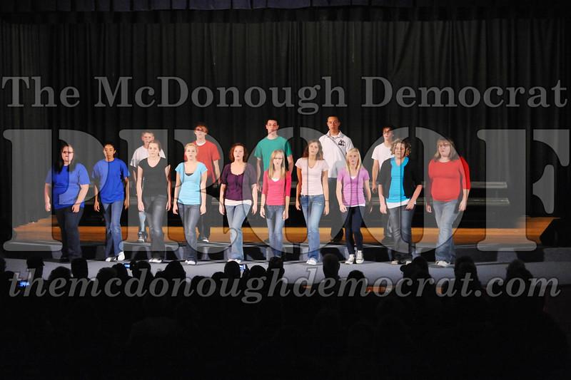 HS Chorus Variety Show Presents Grease 10-18-11 072