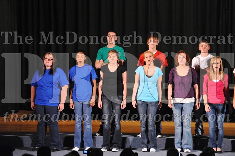HS Chorus Variety Show Presents Grease 10-18-11 065