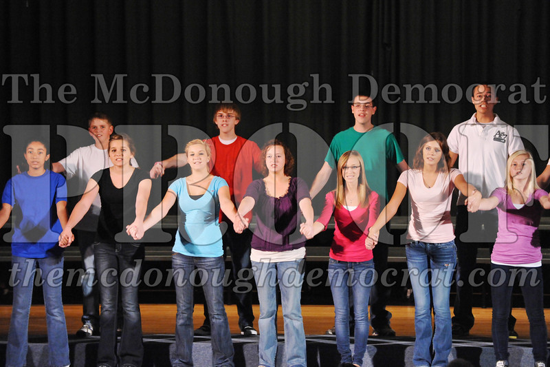 HS Chorus Variety Show Presents Grease 10-18-11 075