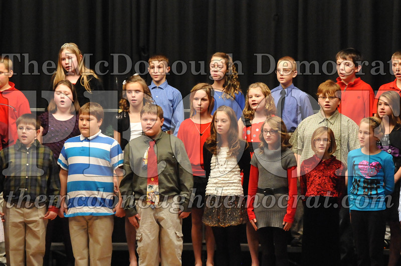 Elementary 4-5g Christmas Choral Program 12-13-12 036