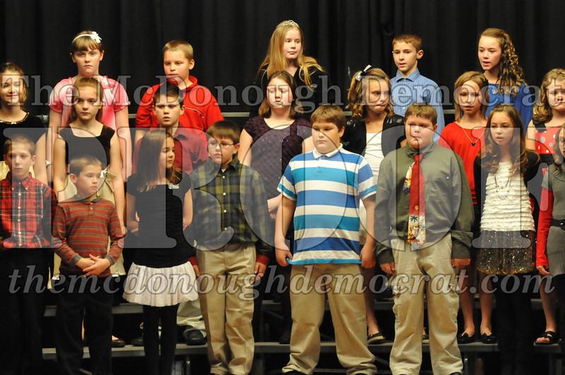 Elementary 4-5g Christmas Choral Program 12-13-12 033