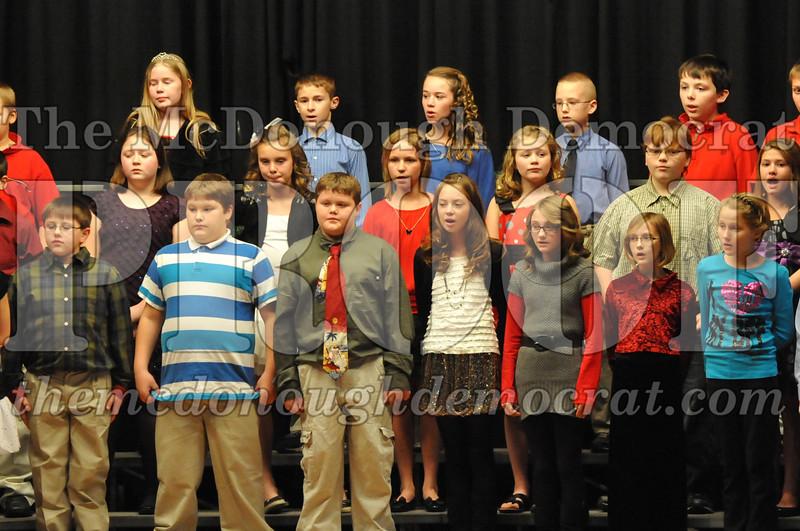 Elementary 4-5g Christmas Choral Program 12-13-12 032