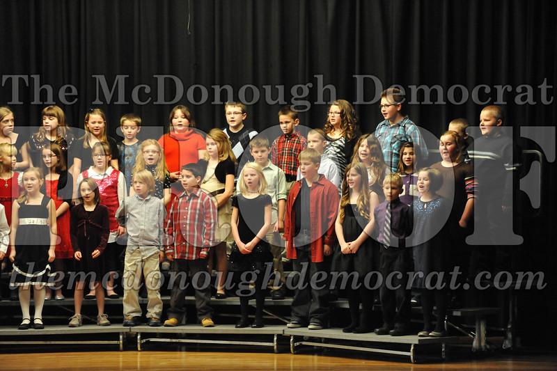 Elementary 4-5g Christmas Choral Program 12-13-12 009