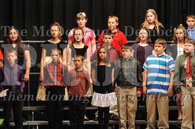 Elementary 4-5g Christmas Choral Program 12-13-12 038