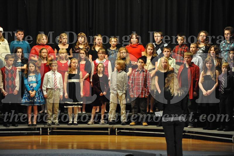 Elementary 4-5g Christmas Choral Program 12-13-12 006