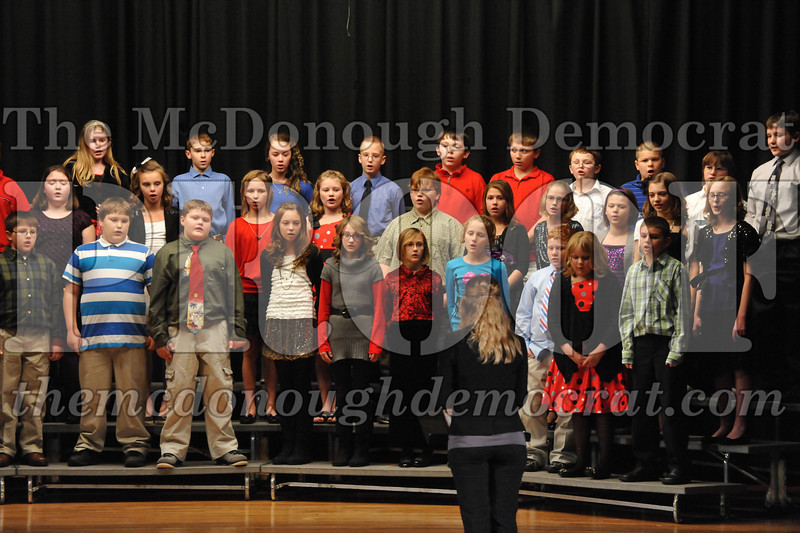 Elementary 4-5g Christmas Choral Program 12-13-12 050