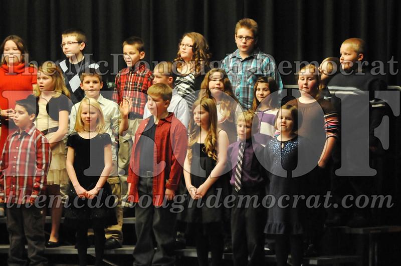 Elementary 4-5g Christmas Choral Program 12-13-12 016