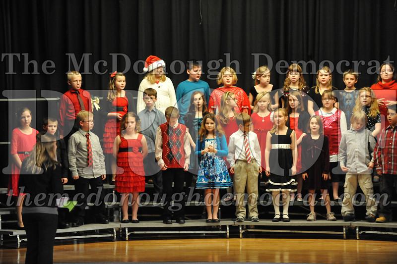 Elementary 4-5g Christmas Choral Program 12-13-12 010