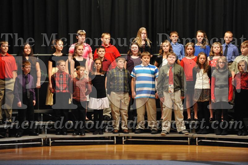 Elementary 4-5g Christmas Choral Program 12-13-12 045