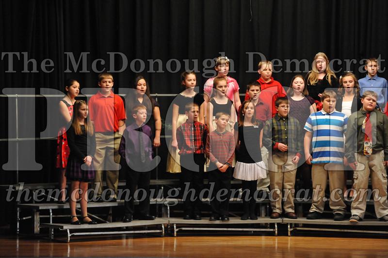Elementary 4-5g Christmas Choral Program 12-13-12 047