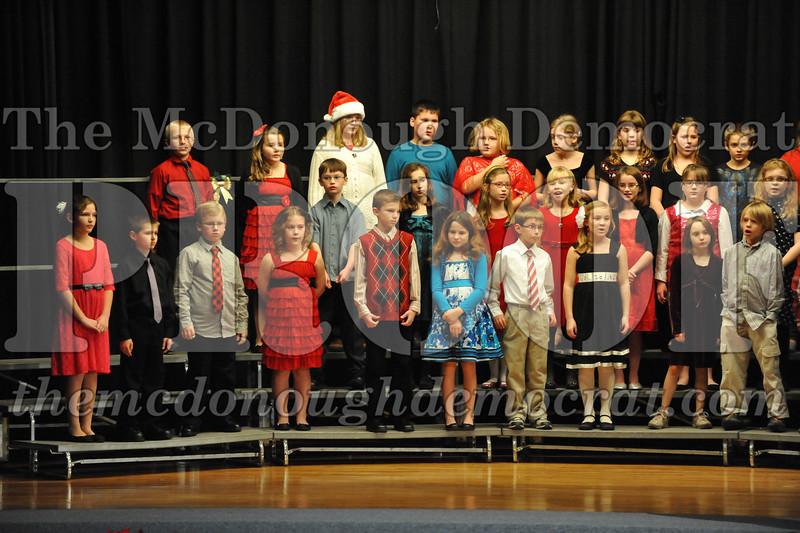 Elementary 4-5g Christmas Choral Program 12-13-12 005