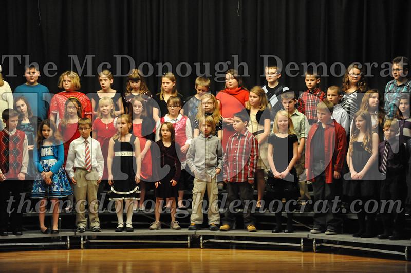 Elementary 4-5g Christmas Choral Program 12-13-12 013