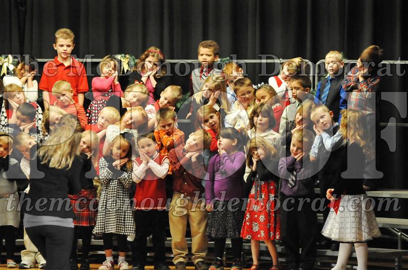 Elementary K-1 Christmas Choral Program 12-13-12 025