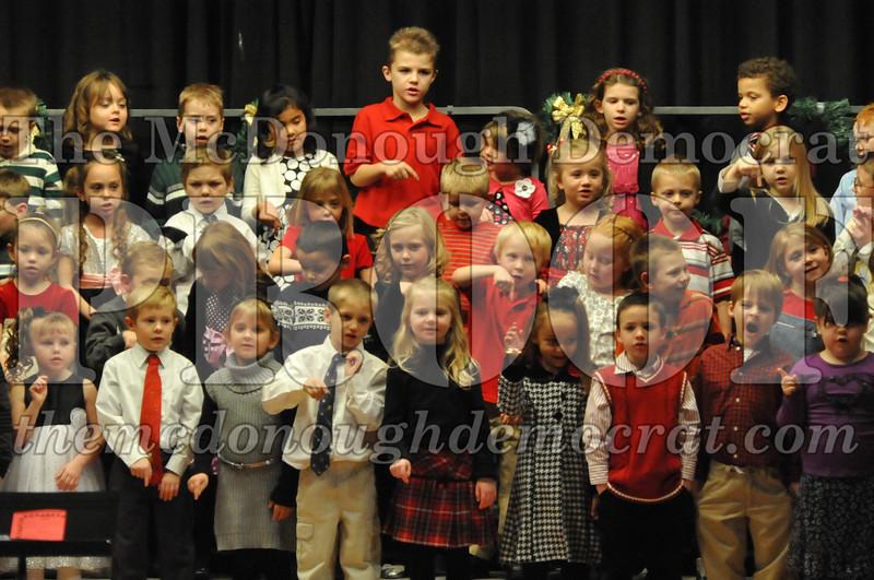 Elementary K-1 Christmas Choral Program 12-13-12 029
