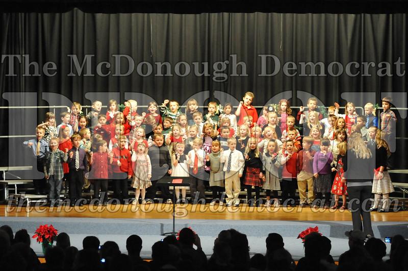 Elementary K-1 Christmas Choral Program 12-13-12 007