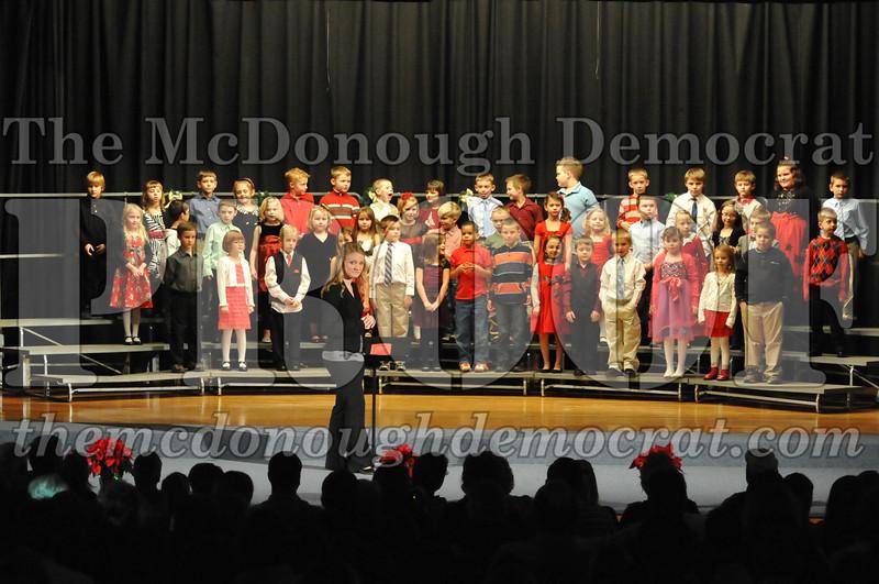 Elementary K-1 Christmas Choral Program 12-13-12 044