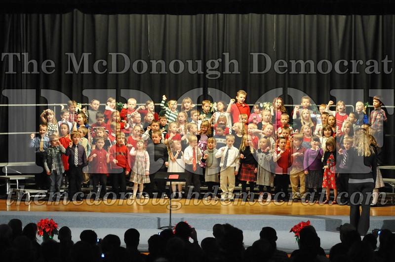 Elementary K-1 Christmas Choral Program 12-13-12 006