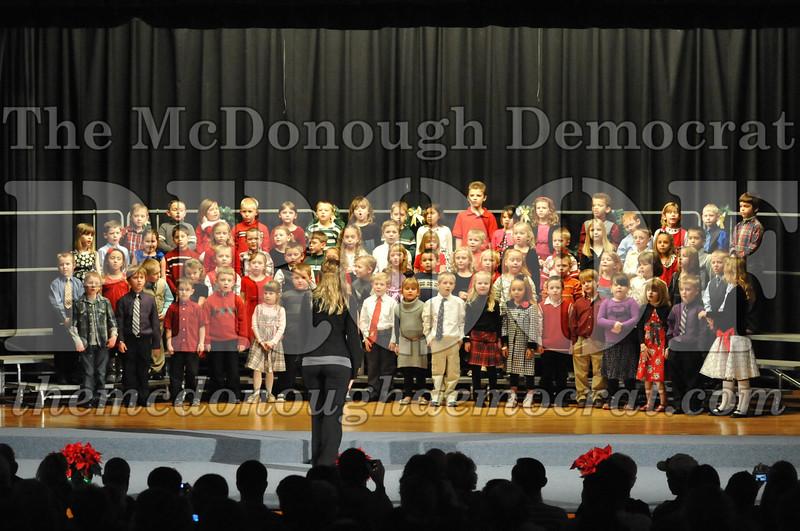 Elementary K-1 Christmas Choral Program 12-13-12 005