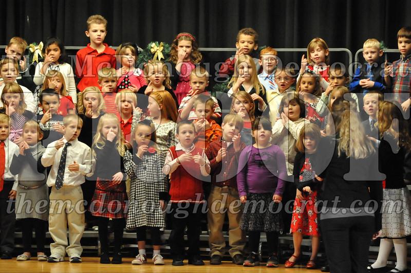 Elementary K-1 Christmas Choral Program 12-13-12 020