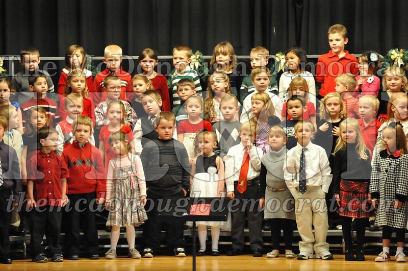 Elementary K-1 Christmas Choral Program 12-13-12 014