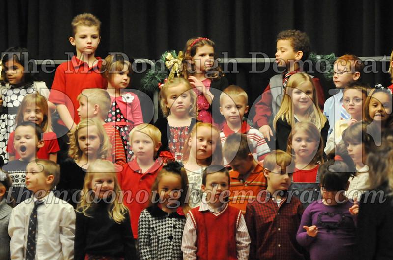 Elementary K-1 Christmas Choral Program 12-13-12 032