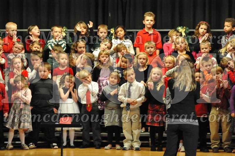 Elementary K-1 Christmas Choral Program 12-13-12 026