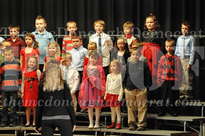 Elementary K-1 Christmas Choral Program 12-13-12 039