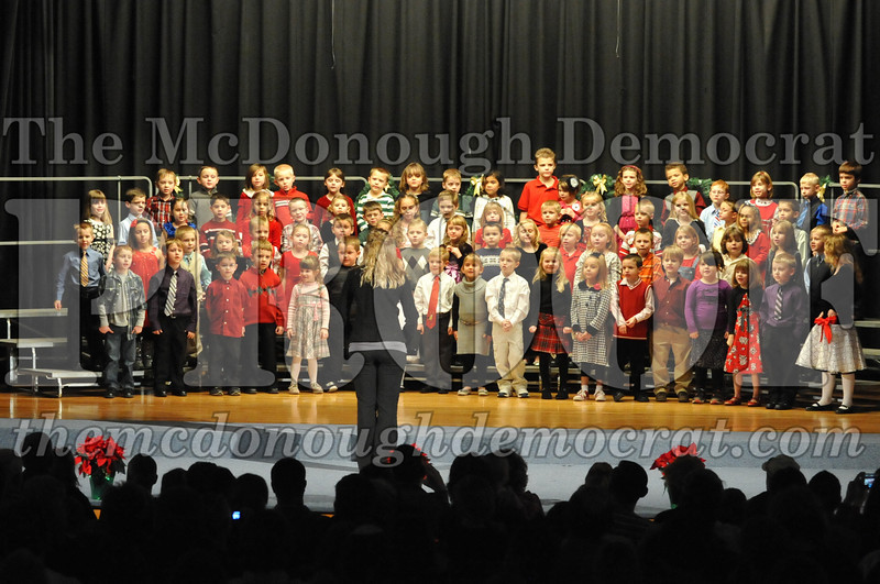 Elementary K-1 Christmas Choral Program 12-13-12 010