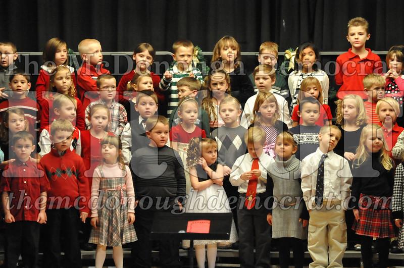 Elementary K-1 Christmas Choral Program 12-13-12 019