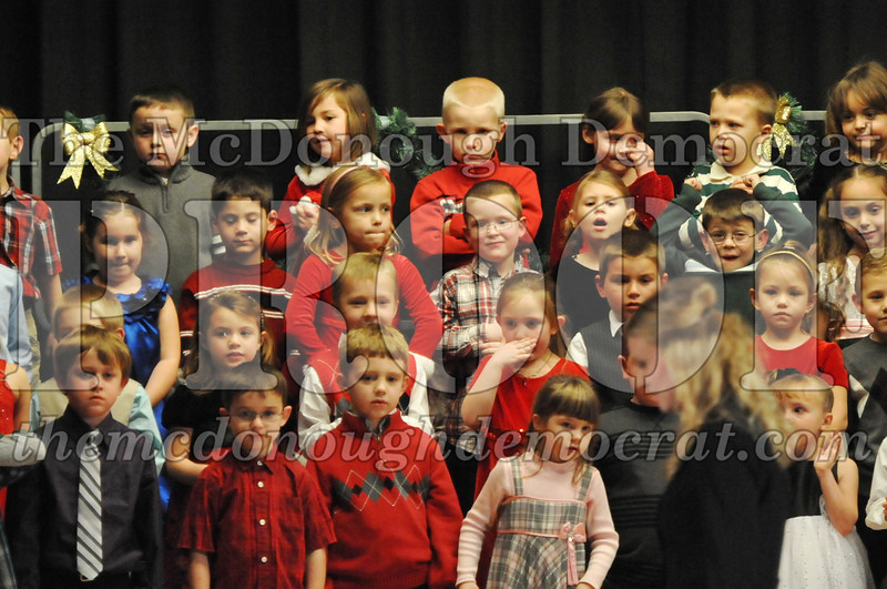 Elementary K-1 Christmas Choral Program 12-13-12 034