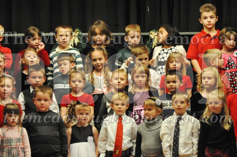 Elementary K-1 Christmas Choral Program 12-13-12 033