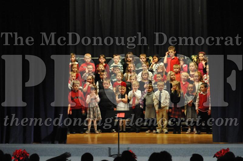 Elementary K-1 Christmas Choral Program 12-13-12 036
