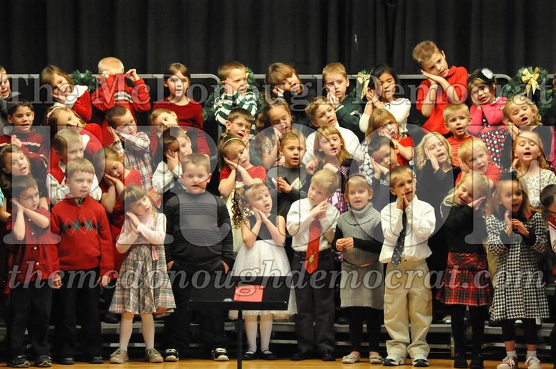 Elementary K-1 Christmas Choral Program 12-13-12 021