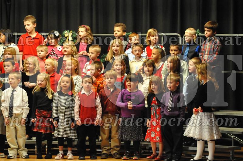 Elementary K-1 Christmas Choral Program 12-13-12 012