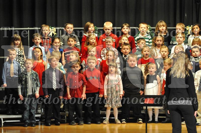 Elementary K-1 Christmas Choral Program 12-13-12 017