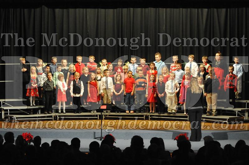 Elementary K-1 Christmas Choral Program 12-13-12 043