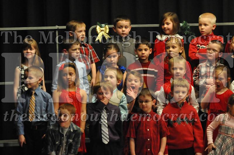 Elementary K-1 Christmas Choral Program 12-13-12 035