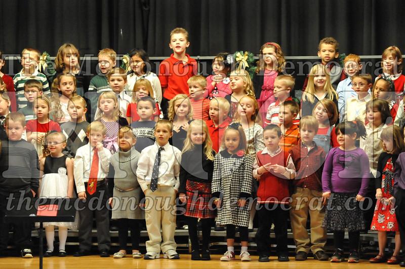 Elementary K-1 Christmas Choral Program 12-13-12 013