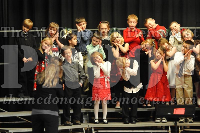 Elementary K-1 Christmas Choral Program 12-13-12 047