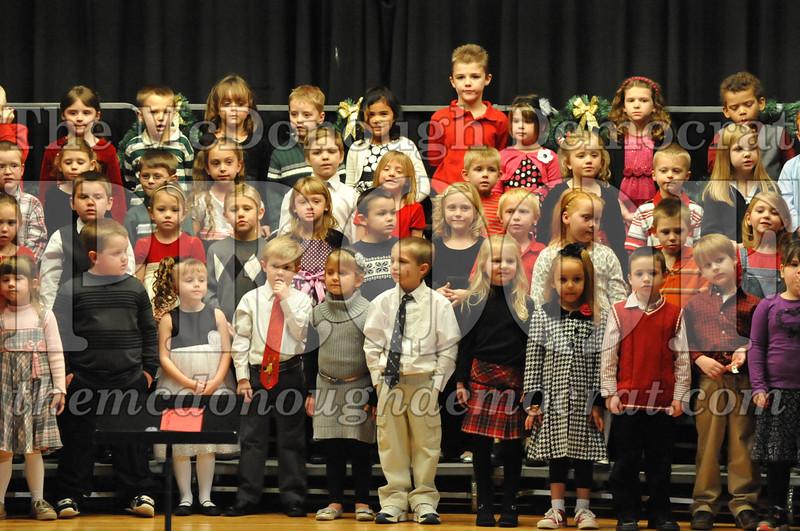 Elementary K-1 Christmas Choral Program 12-13-12 023