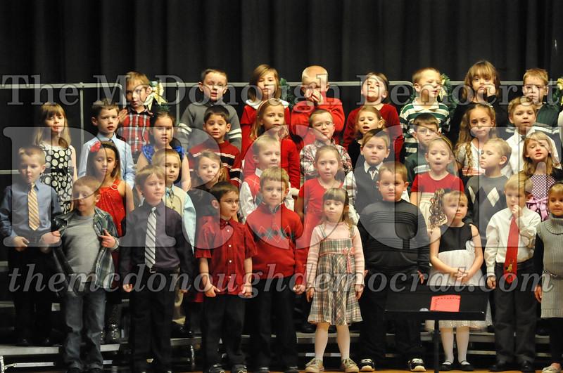 Elementary K-1 Christmas Choral Program 12-13-12 022