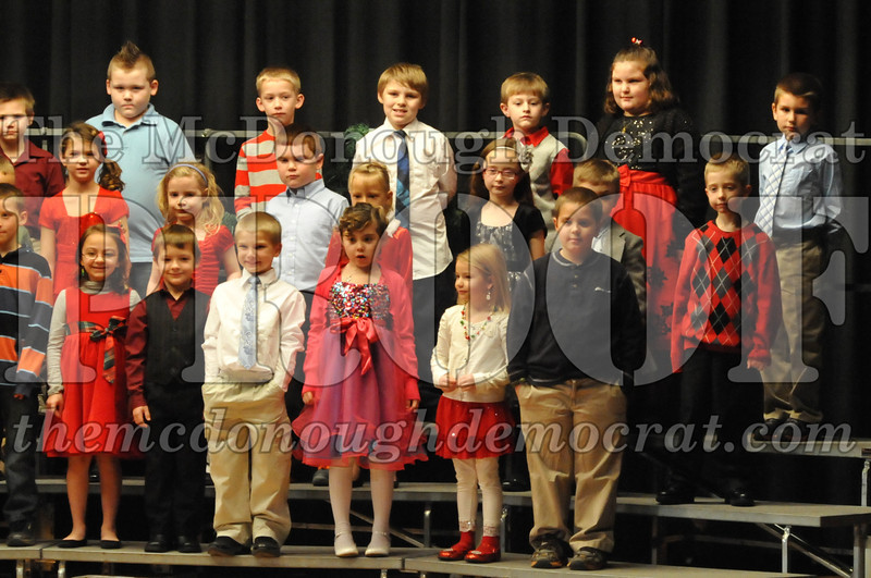 Elementary K-1 Christmas Choral Program 12-13-12 037