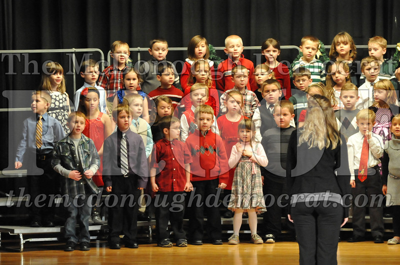 Elementary K-1 Christmas Choral Program 12-13-12 015